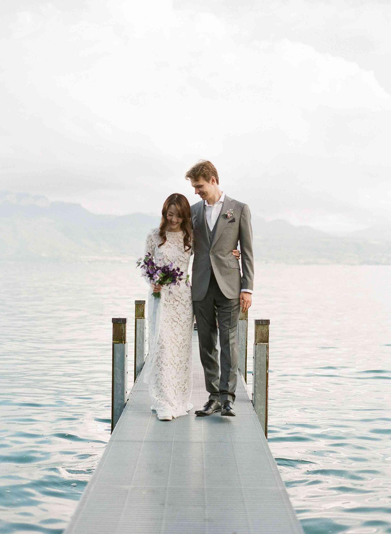 leman lake couple session