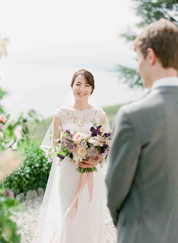 bride ceremony entrance