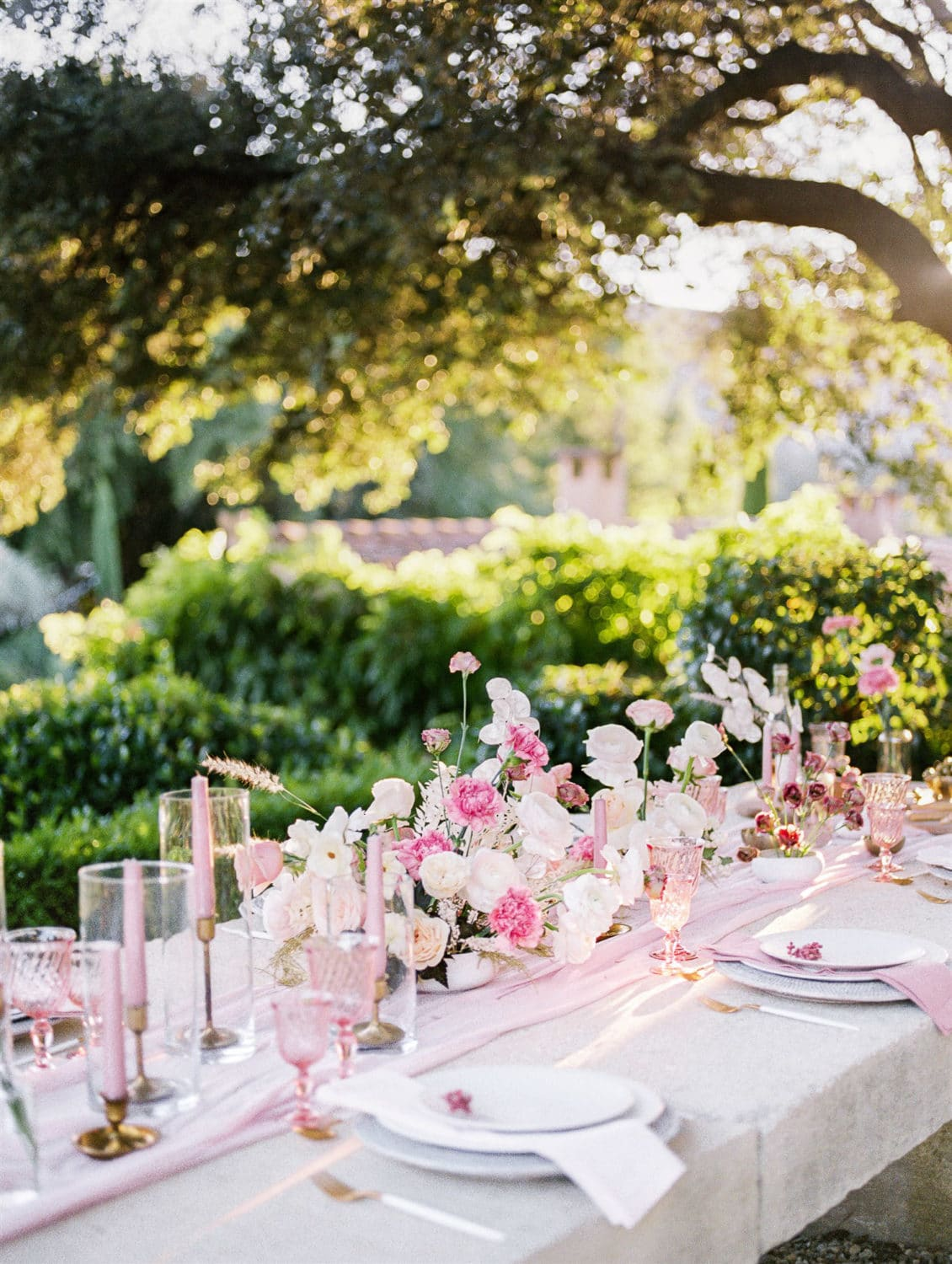 refined wedding inspiration in Provence