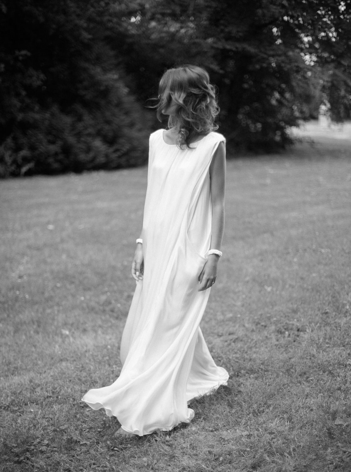 constance Fournier gown, modern bride, fashion bride, minimalist