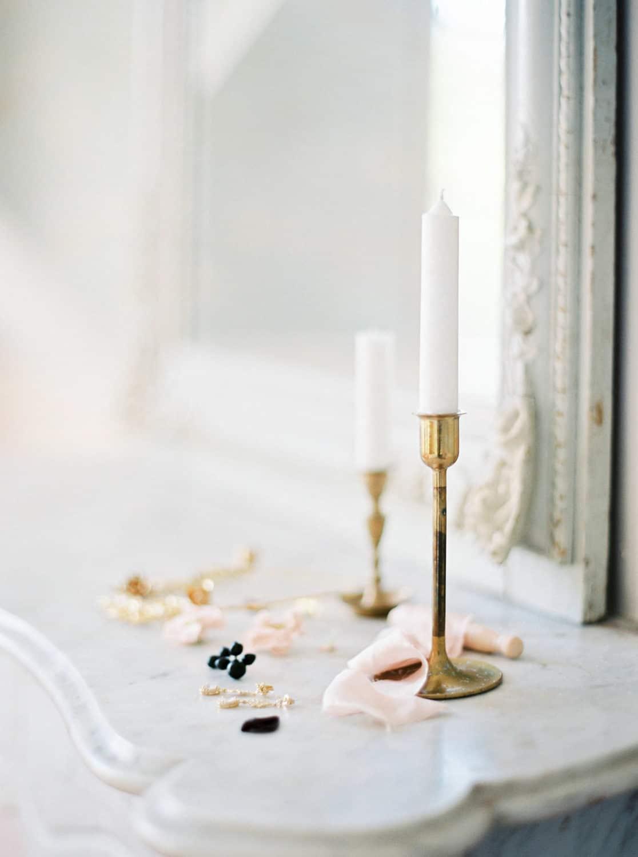 wedding details, candlestick, wedding details, wedding stylism, creative director, Veronique Lorre, Marseille