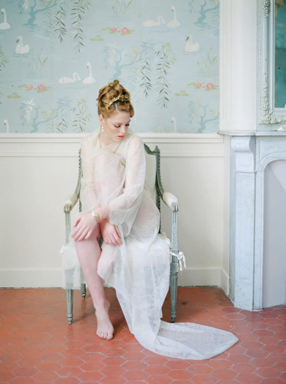 fineart, boudoir session, cleophina, veronique lorre, ludovic film photography, creative director, elegant, fashion